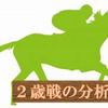 【2歳戦結果分析】11月第4週 京都競馬場