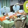 商人の町:ペコラのダイニングテーブルの歴史