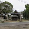 尾張式内社を訪ねて 64 生田神社