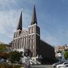 統営の旅[201812_05] - 原都心で3つの統営名物をはしご、そして映画『1987』にも登場したあの教会へ