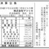株式会社マツリカ 第5期決算公告 / 減少公告