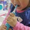 4歳から使える電動歯ブラシ「ソニッケアーキッズ」を使ってわかったメリット・デメリット【レビュー】