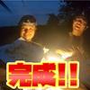 【山飯クッキング】月見団子!!抹茶ホワイトチョコレートフォンデュ団子&あんこ団子のクリームチーズ添え