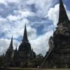タイの世界遺産 アユタヤ