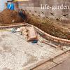 お庭を愛でる生活