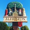 アルフリストンへショートトリップ