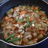 幸運な病のレシピ( 1366 )朝:煮しめ、サバ味噌煮