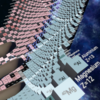 【VRで教育が変わる】元素を並べた「核図表」を空間体験。面白過ぎる。『立体核図表』ワールドを紹介させて欲しい。~VRと教育の新しい可能性をここに見た~