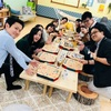 第5回ふゆゆ会と言う名の宅飲み〜ピザパver〜レポート