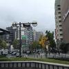 御堂筋から堺筋。道修町と会津屋へ。大阪市の旅