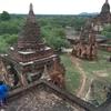 【バガン観光】ミャンマー世界三大仏教遺跡の街、バガン行ってきた。観光、宿泊、移動まで。