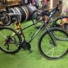 クロスバイク(khodaa bloom Rail 700D)のカスタム