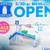 LAWSON 鴨方町六条院西店 オープン!+国道二号線鴨方IC付近のようす。