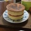 高〜い ホットケーキ(^O^)