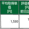 2020/6/14(日)☆保有株式と資産状況