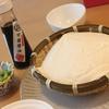 コエドビール伽羅&市野屋豆腐店のざる豆腐で乾杯♪
