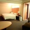 シェラトン都ホテル大阪・ジュニアスイートルーム@大阪:日本