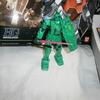 ゲファンナー・ゲム【組み立て】HGUC 1/144 RGM-79 ジム改造!【レビュー】【改造】