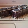 【鉄道模型】阪急8000系8042F 優先座席ステッカーを更新