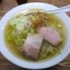 【今週のラーメン1409】 くじら食堂 (東京・東小金井) 塩らー麺