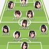 乃木坂46 サッカー フォーメーション  2013年