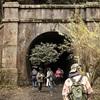 愛岐トンネルの写真を並べるだけ。其の2