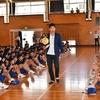 村田諒太さん学校訪問および文化講演会の開催について