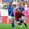 EURO 2012 Spain VS Italy