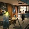ゲストハウスなのにオシャレで落ち着く雰囲気+DJブースもある。馬喰町CITANに宿泊!①
