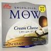 期間限定アイス モウ クリームチーズ味
