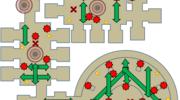 ハロウィンイベント幽霊屋敷のMOBマップ 攻略ルート