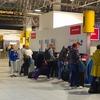 ガトウィック空港とブリティッシュエアEuro Traveller