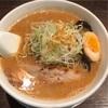 濃厚味噌らーめん/すすきの/麺屋 雪風/札幌市中央区
