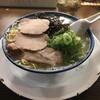 【蛎殻町】博多ラーメン しばらく:たまに食べたくなりますw