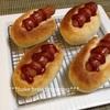 久しぶりのパン作りは息子リクエストの2品