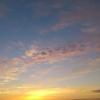 2016年10月31日(月)6:04分の空