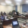 沖縄。NPO法人知的生産の技術研究会沖縄支部発会記念の特別講演会。