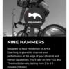 NINE HAMMERS