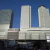 2021-4-11 伊勢への旅 名古屋着。