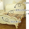 イタリア製ベッドの購入時の注意点・サイズなど