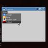 Qtでメニューにファビコンを表示したいときのメモ