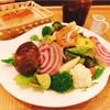 新宿伊勢丹「ハタケカフェ」のオーガニックランチ【食事記録】