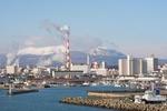 太平洋フェリーで仙台から苫小牧に到着。