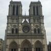 French Report: ノートルダム大聖堂に入ってみた