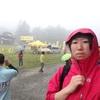土砂降りの中を爽快に走る安達太良山トレイル!! byもっちー