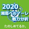 【湘南ベルマーレ】2020移籍情報/スタメン予想(1/27時点)