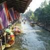 タイ旅行⑥ 最終日は水上マーケット、タイよさらばまた逢う日まで