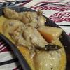 【ケララ料理レシピ】チキンとじゃがいものカレー ~ おうちカレーはコリアンダーの香り