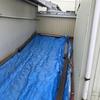 長岡市の法人様の雨漏り現調(現場調査)