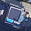 建設中のゼロキューブ航空写真を発見